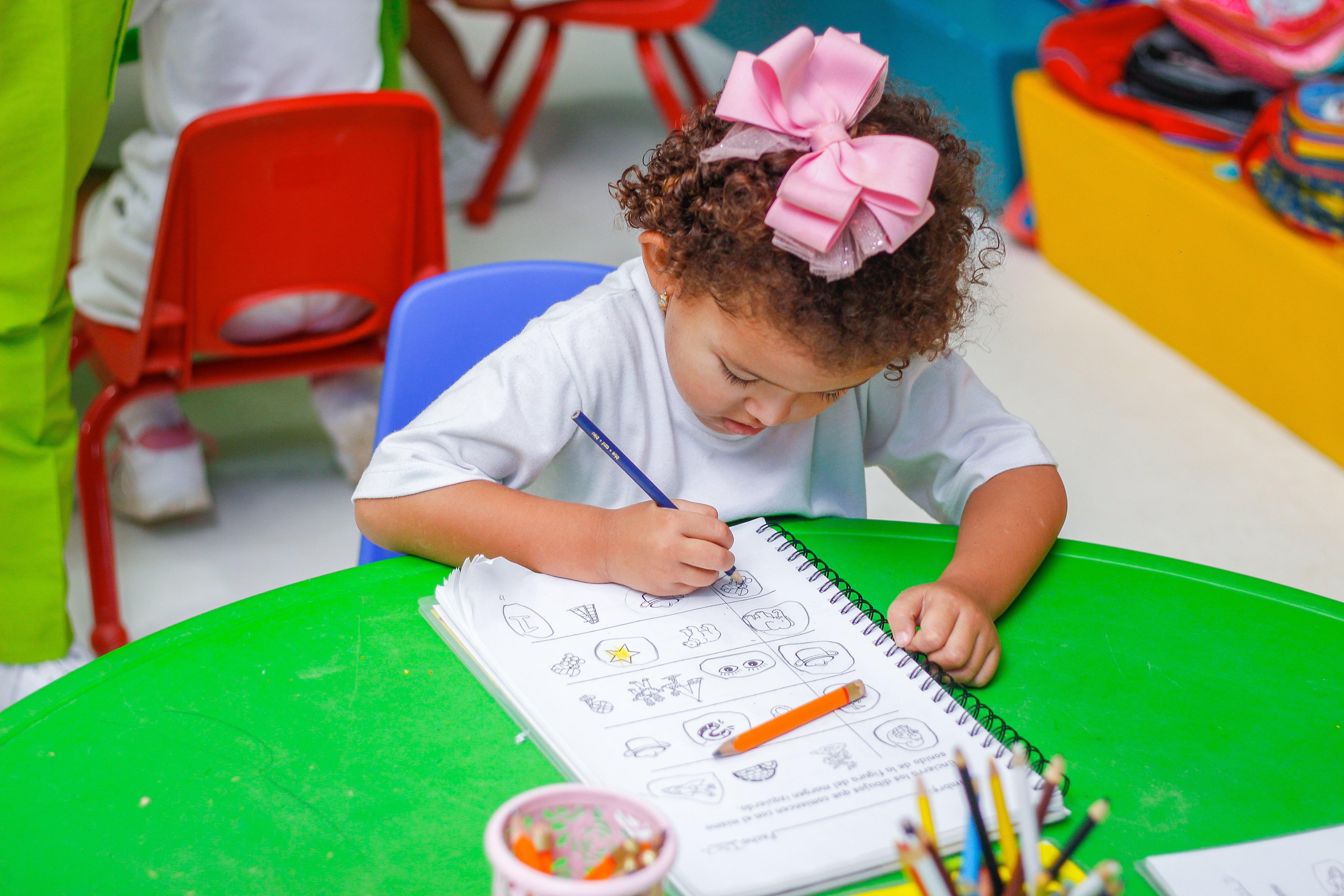 Educación primera infancia